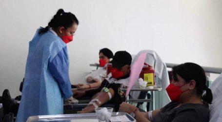 REALIZA ISSEMYM COLECTA DE DONACIÓN DE SANGRE, ACCIÓN SOLIDARIA QUE AYUDA A SALVAR VIDAS