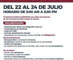 EN METEPEC TOCA EL TURNO DE VACUNACIÓN CONTRA COVID-19 A LAS PERSONAS DE 30 A 39 AÑOS DE EDAD