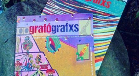 Grafógrafxs, la andariega