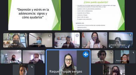 LA COVID-19 DETONÓ AUMENTO DE ESTRÉS Y DEPRESIÓN EN ADOLESCENTES