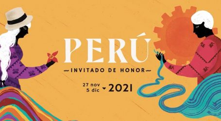 Perú se reencontrará con México en la FIL Guadalajara