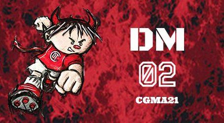 Con Todo – Diablomanía no.02 CGMA21