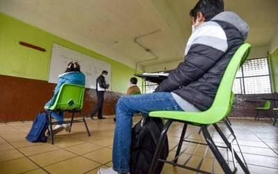 +Ninguna autoridad se ha preocupado por la calidad del aire en el aula en el regreso a clases, urgen medidores de CO2