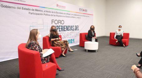 COMPARTEN DIPUTADAS ELECTAS SUS EXPERIENCIAS DURANTE EL PROCESO ELECTORAL 2020-2021