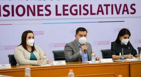Eligen terna para presidencia de la Comisión de Derechos Humanos