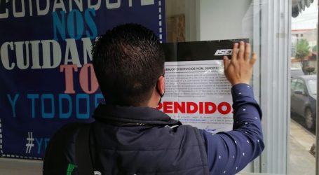 SUSPENDE COPRISEM BAÑOS CON ALBERCA EN TOLUCA