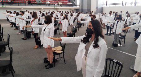 La UAG da la bienvenida a nuevos alumnos de Medicina