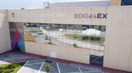 ALISTA SUBSECRETARÍA DE TURISMO REAPERTURA DEL CENTRO DE CONVENCIONES EDOMÉX