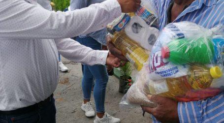 APOYA BRIGADA MULTIDISCIPLINARIA DE SEDESEM A ADULTO MAYOR EN CONDICIÓN DE VULNERABILIDAD