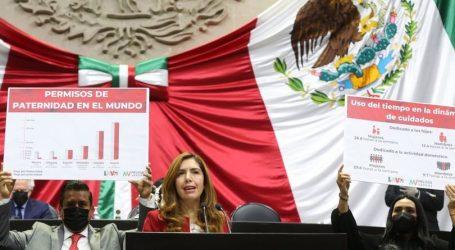 +Busca Melissa Vargas extender la licencia de paternidad; el reto de Wendy Guerra a AMLO; Raymundo estuvo con exalcaldes