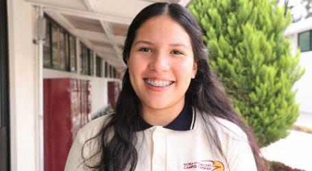 Alumna de la UAG gana tercer lugar en  concurso de declamación de la ANUIES