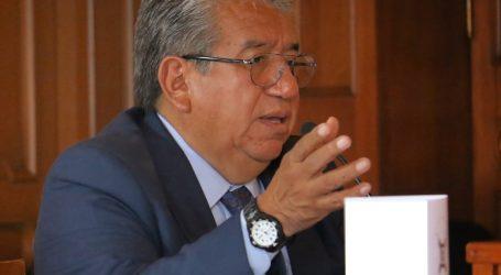LA FUERZA DE LA JUSTICIA DEBE PREVALECER EN EDOMEX: CHAVARRÍA
