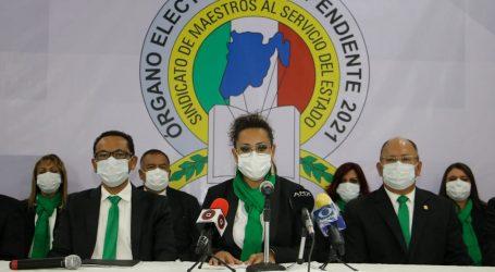 Se instala Órgano Electoral Independiente del SMSEM