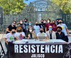 """Estudiantes de la UdG llaman a """"Unión Nacional por la Resistencia"""" contra inmobiliarias y gobiernos corruptos"""