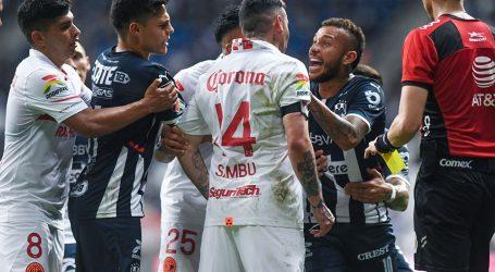 Así perdió el Toluca en Monterrey 2-0 – Galería