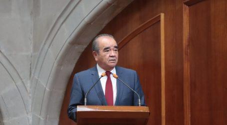 Maurilio Hernández preside Junta de Coordinación Política