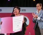 FILEM: Reconoce la UAEM trayectoria cultural de Flor Cecilia Reyes