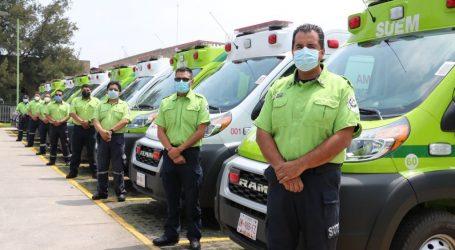 APLICA SALUD EDOMÉX DISPOSITIVOS PREVENTIVOS POR FIESTAS PATRIAS