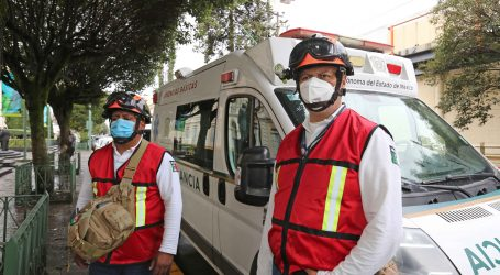 Refrenda UAEM compromiso con cultura de la protección civil