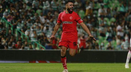 Asi empató Toluca ante Santos – Galería