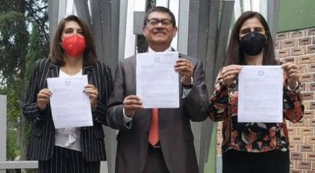 +Dos mujeres y un hombre, tras la Dirección de Ciencias Políticas; Higinio y sus dichos sin pruebas; Barrera Díaz, gestión transparente; Melissa Vargas y el art. 151