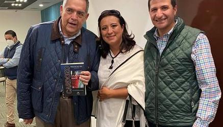+Nemer muy activo; presenté el libro de Cardozo en FILEM; un recuerdo de Manuel Mejido; del tapado a la cobijada en versión de sexo, impudor y partidos