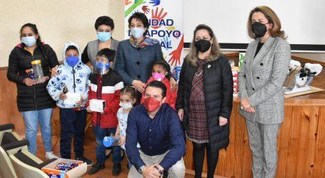 RECIBE CENTRO DE ESPECIALIDADES ODONTOLÓGICAS DEL IMIEM DONACIÓN DEL COLEGIO DE NOTARIOS DEL ESTADO DE MÉXICO