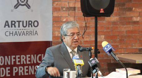 DEBE HABER TRANSPARENCIA EN LOS ANTICIPOS DE LA OBRA PÚBLICA:  CHAVARRÍA SÁNCHEZ