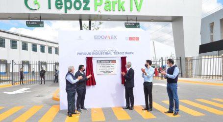 PARQUE INDUSTRIAL TEPOZ PARK; GENERARÁ MÁS DE 23 MIL EMPLEOS, DICE DEL MAZO